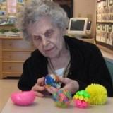 Snoezelen voor mensen met dementie