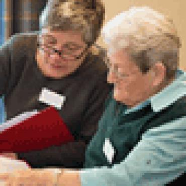 Goede maatjes: je hobby delen met mensen met dementie