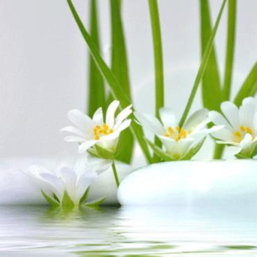 'Snoezelwassen': een goed begin van de dag
