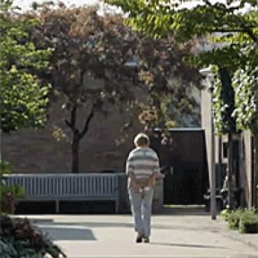 Beschermde wijk voor mensen met dementie
