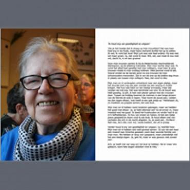 Levensportret geeft mensen met dementie weer een verleden