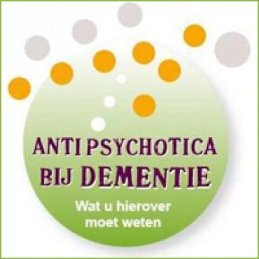 Antipsychotica bij dementie - Wat u hierover moet weten