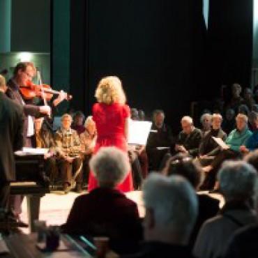 Appeltaartconcerten: laagdrempelig luisteren naar klassieke muziek van niveau