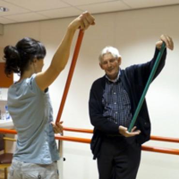 Revalidatiekliniek voor mensen met dementie