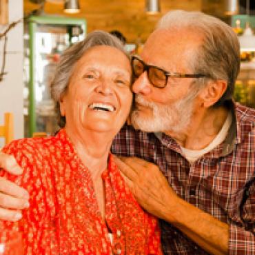 Op tv: Dementie: een last of een verrijking?