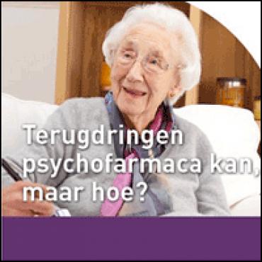 Beter af met minder psychofarmaca