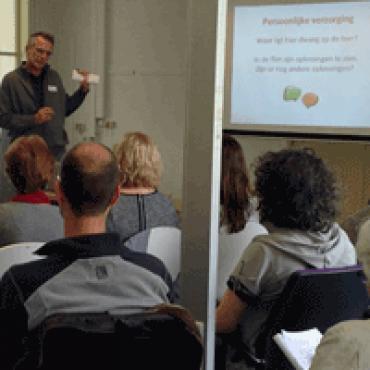 Dialoogbijeenkomsten over vrijheid en veiligheid bij dementie