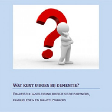 Praktische tips bij dementie - editie 2016