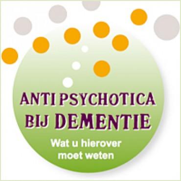 Folder: Antipsychotica bij dementie
