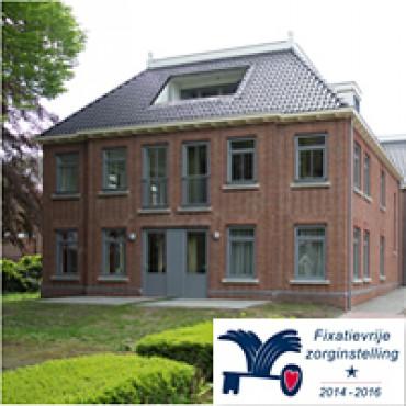 Huys ter Swaach in Beetsterzwaag ontvangt het Waarborgzegel Fixatievrije zorginstelling
