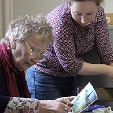 Aanbod vrijwilligershulp bij dementie nog weinig gebruikt