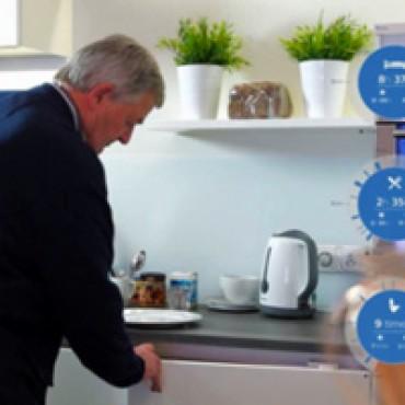 Nieuwe veiligheidstechnologie voor alleenwonende mensen met dementie
