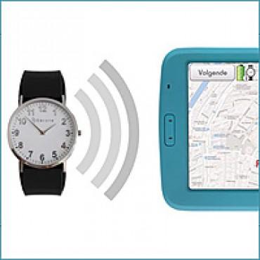 GPS horloge alleen nog bij Spaanse producent te krijgen