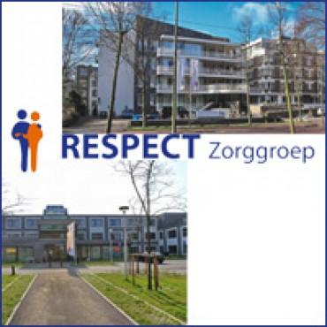 Twee locaties van Respect Zorggroep fixatievrij