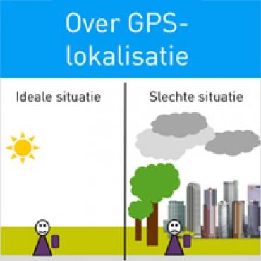 Keuzehulp voor GPS-systemen die verdwalen moeten voorkomen