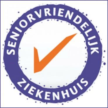 Het keurmerk seniorvriendelijk ziekenhuis 2017-2018