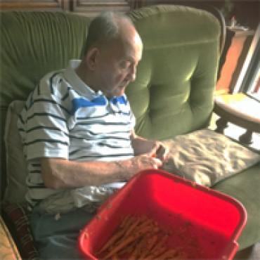 Inspirerend verslag van 10 jaar zorgen voor schoonvader