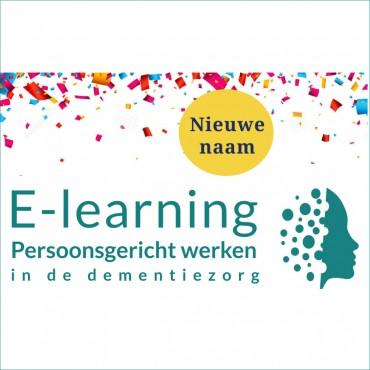 Meer leren over dementie: e-learning