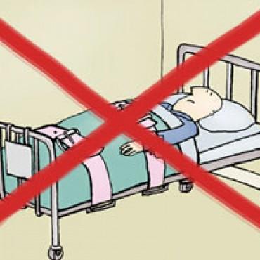 Ook ziekenhuizen fixatievrij!