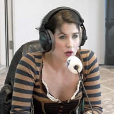 Sarah Blom: 'Omgaan met je eigen ongemak'