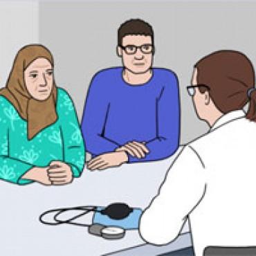 Wachtkamervideo over dementie voor migranten