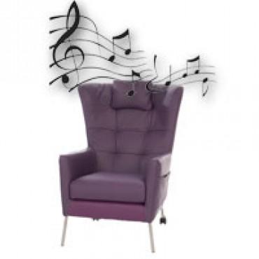 Nieuw: muziekstoel