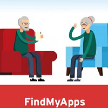 FindMyApps maakt wereld van mensen met beginnende dementie groter