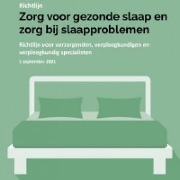 Zorg voor een goede slaap