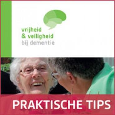 Praktische tips voor vrijheid en veiligheid bij dementie