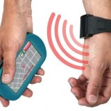 Horloge met ingebouwd GPS-systeem