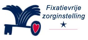 Logo Waarborgzegel Fixatievrije Zorg 1 ster