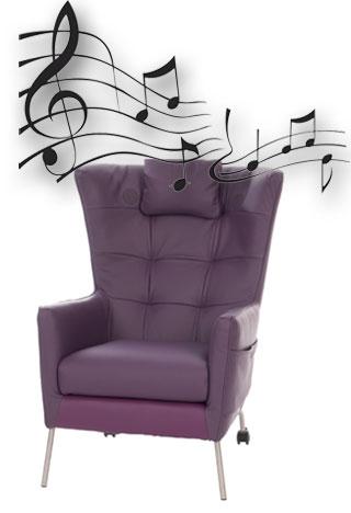 Muziekstoel