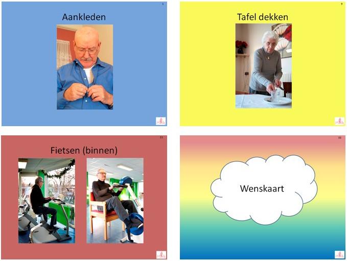 Voorbeelden van MIBBO kaarten