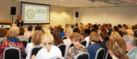 CCE Middagsymposium van machteloosheid naar kracht