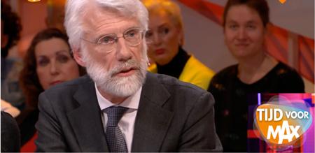 Prof. Erik Scherder bij Tijd voor Max