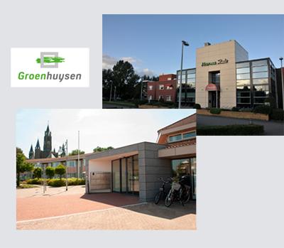 Heerma State en Heidestede van Stichting Groenhuysen