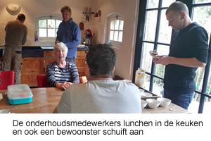 Aan de keukentafel - Grootenhout