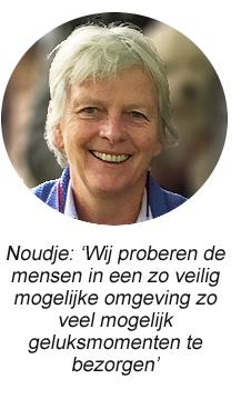 Grootenhout directeur Noudje van Bussel