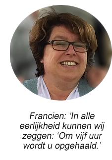 Grootenhout Manager Francien van de Ven