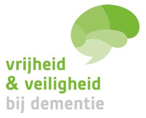 Logo Vrijheid & veiligheid bij dementie