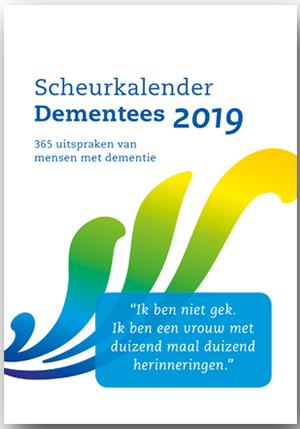 Scheurkalender Dementees 2019