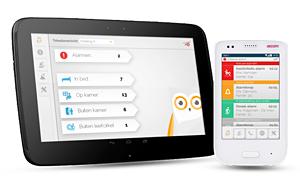 UAS op tablet en smartphone