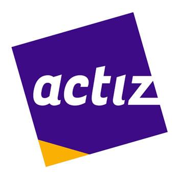 Actiz branchevereniging van zorgorganisaties - logo