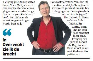 Column Cees Grimbergen over dementie
