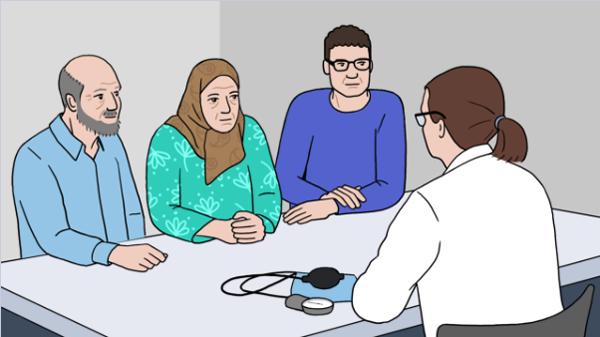 Doktersconsult migranten