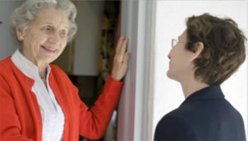 Contactmaken bij dementie - de basistips