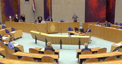 Tweede Kamer-debat WZD