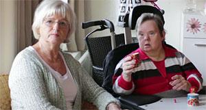 Beeld uit de dementietafelvideo