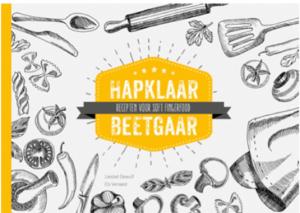 Fingerfood receptenboekje