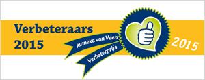 Jenneke van Veen verbeterprijs logo
